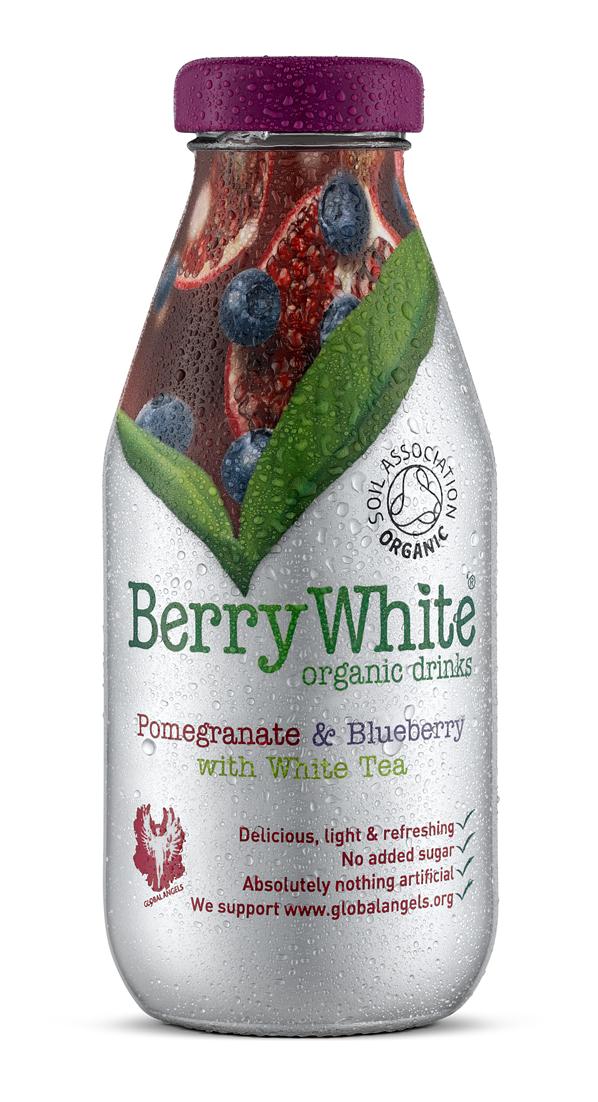 Berry White Bottle image
