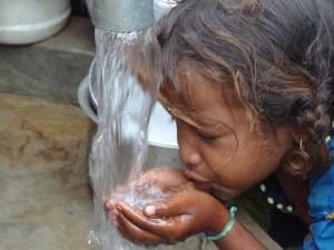 100 water wells