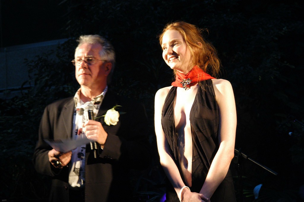 Dave Dee and Lily Cole raise £5,000 for Global Angels