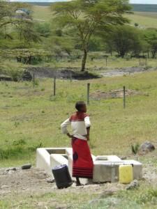Impact of Maasai borehole project (2)