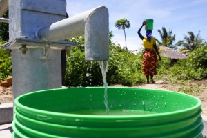 water in mozambique