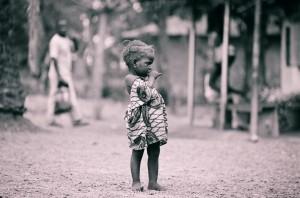 orphan in kamakwie